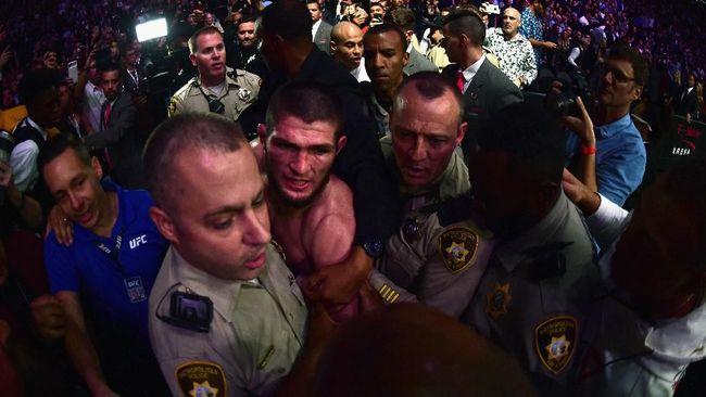 Khabib Nurmagomedov Ingin Duel Lawan Legenda UFC