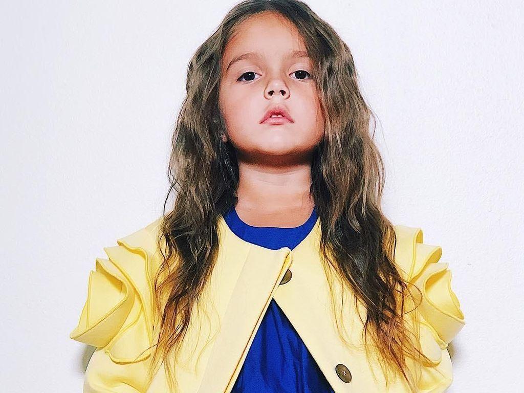 Si Super Stylish Taylen Biggs, Bocah 5 Tahun yang Sudah Jadi Kritikus Mode