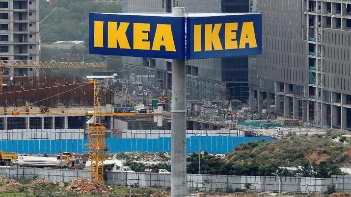 IKEA menutup sementara tokonya di China.
