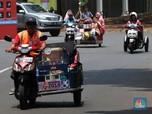 Ini Ojek Khusus untuk Pengunjung Difabel di Asian Para Games