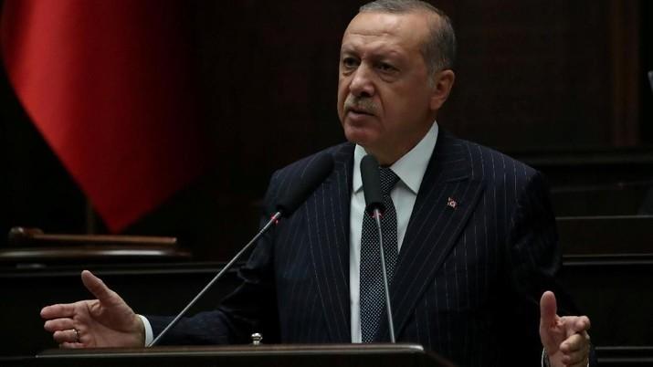 Ogah Turunkan Bunga, Gubernur Bank Sentral Dipecat Erdogan