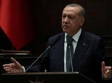 Meski Fix Resesi, Erdogan Jemawa Bawa Ekonomi Turki 5%