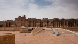 Jelang Formula E, Arab Saudi Buka Pintu Bagi Turis