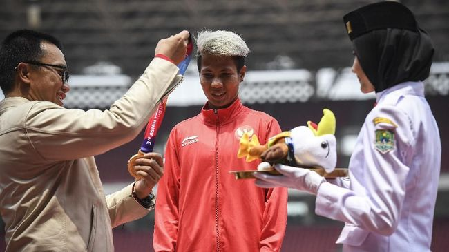 Klasemen Asian Para Games 2018 Usai Indonesia Raih Lima Emas