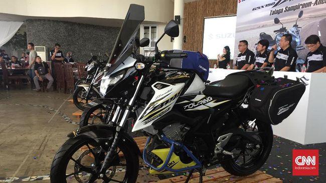 Harga Motor Suzuki Bandit 2019