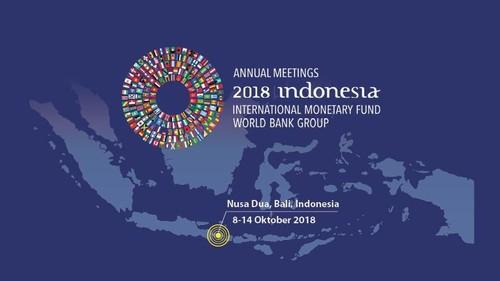 Pertemuan IMF-WB di Bali