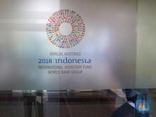 IMF Pangkas Target Pertumbuhan Ekonomi Global Jadi 3,7%