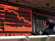 China Siapkan Bea Masuk Balasan, Bursa Saham Asia Anjlok!