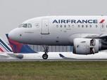 Dapat Bailout, Air France-KLM Cuma Bisa Bertahan 12 Bulan!
