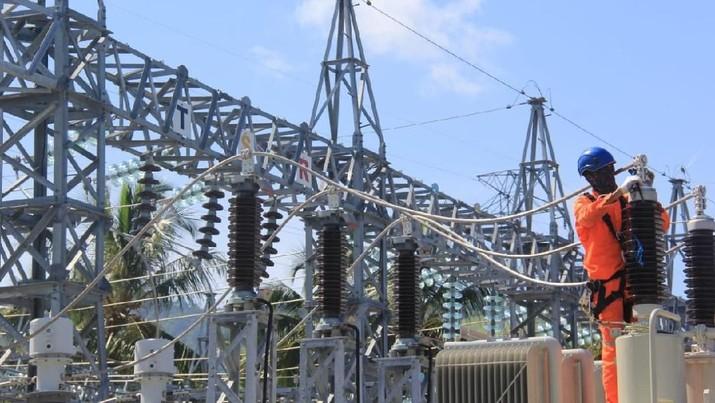 Sampai 2018, Ada 8% Pembangkit 35 Ribu MW Beroperasi