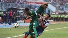 Persebaya Kalahkan Persib 4-1 di Liga 1 2018