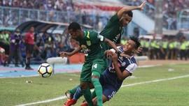Jadwal Siaran Persebaya vs Arema di Final Piala Presiden 2019