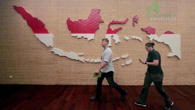 MSOE Presents Achievements Through Indonesia Pavilion