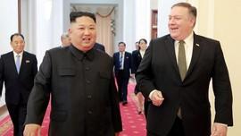 Kim Jong Un Klaim Pertemuan dengan Menlu AS Produktif