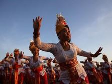 Duh! Virus Corona Bikin Pariwisata Bali Porak-poranda