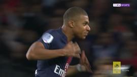 VIDEO: Cuplikan Empat Gol Kylian Mbappe di PSG vs Lyon