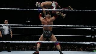 Eks Pegulat WCW Meninggal Saat Bertarung di Atas Ring