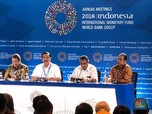 Komentar Luhut untuk Para Pengritik IMF-WB Annual Meetings