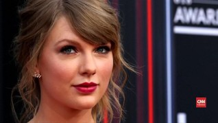 VIDEO: Trump Cemooh Taylor Swift yang Kini Bela Demokrat