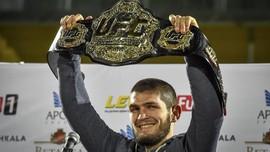 Manajer Rencanakan Khabib Duel Lawan Mantan-mantan Juara UFC