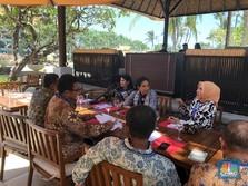Menteri Rini Pun Ikutan Komentar Pelemahan Rupiah