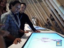 Demi B100, Menteri Rini Akan 'Face Off' Kilang Tua Pertamina