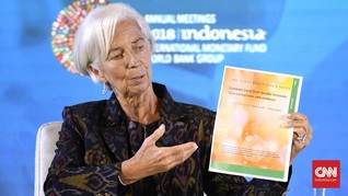 'Bali Fintech Agenda', Panduan Regulasi ala IMF-World Bank