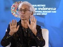 Ketika Sri Mulyani Tantang Bos IMF Christine Lagarde