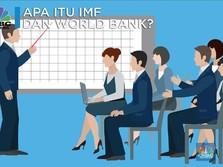 Ribut-ribut IMF & World Bank? Kenalan Dulu Yuk...