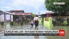 Sungai Meluap, Ratusan Rumah Terendam Air
