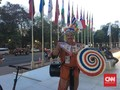 Jurnalis Menyambi Jadi Suporter Thailand di Asian Para Games