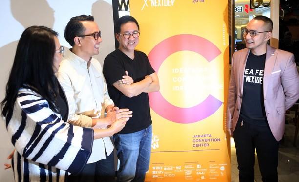 Festival Kreatif IdeaFest 2018 Segera Digelar