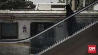 FOTO : Mencoba Fasilitas Baru Stasiun Cakung