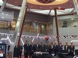 2 Emiten Baru Resmi Tercatat di BEI, Harga Saham Lompat 35%