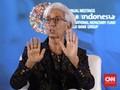 Lagarde Desak AS dan Negara Dunia Mundur dari Proteksionisme