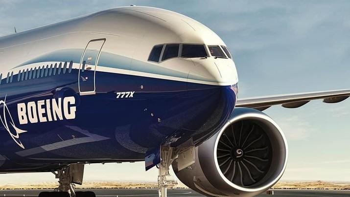Boeing Targetkan Investasi Rp 2.070 T untuk Pesawat Baru