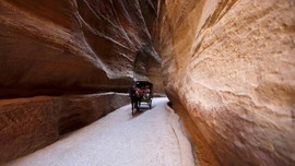 FOTO: Semarak Baru di Kota Petra