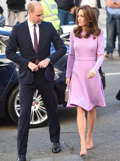 Foto: Kate Middleton Eksis Lagi dengan Gaun Daur Ulang