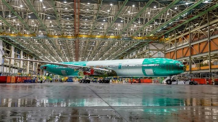 The Boeing Company atau Boeing, mengalami tekanan cukup berat di tengah wabah corona.