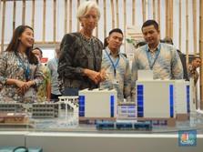 Siap Hadapi Revolusi Industri 4.0, Bos IMF Terkesan dengan RI