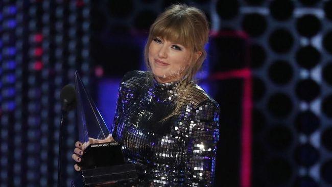 Hanya 13 Cuitan, Taylor Swift Paling Berpengaruh di Twitter