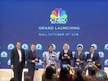 Nikmati Riset Eksklusif CNBC Indonesia Lewat Oppo Find X