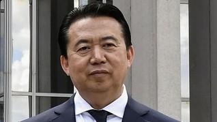 China Pecat Eks Presiden Interpol Dari Anggota Partai Komunis