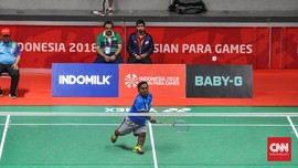 Atlet Mungil yang Tak Berkecil Hati di Asian Para Games 2018