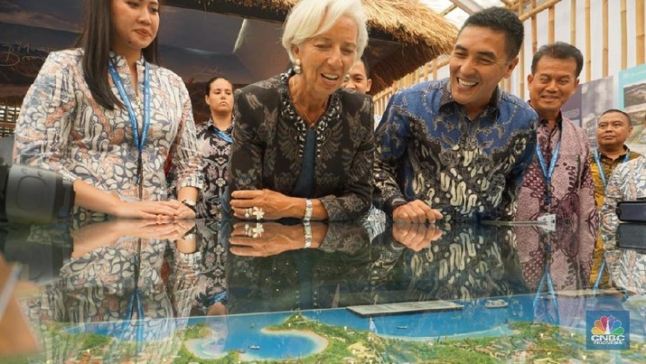 Indonesia Pavilion Impresses Foreign Delegates