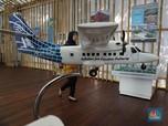 Jokowi Bangun Bandara Atas Laut, Amfibi Made in RI Disiapkan