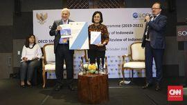 OECD Juga Sebut Ekonomi RI Tumbuh Sehat