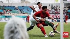Ribuan Anggota Polri-TNI Jaga Timnas Indonesia U-19 vs Taiwan