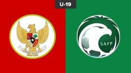 LIVE: Timnas Indonesia U-19 vs Arab Saudi