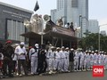 Orasi Khilafah Menggema dalam Aksi Kawal Amien Rais